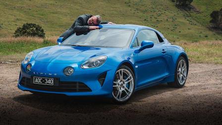 CarAdvice Winners Circle: Alpine A110