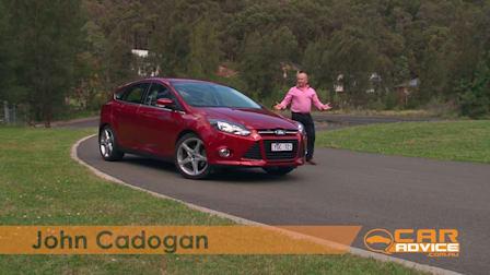 Ford Focus Titanium Video Review II