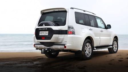 2019 Mitsubishi Pajero (Shogun) review: Farewelling a hero