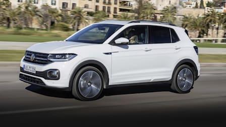 2020 Volkswagen T-Cross video review