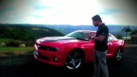 Chevrolet Camaro Video Review