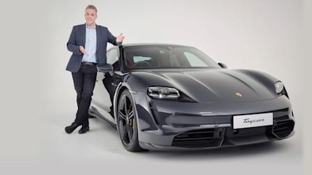 Video: Porsche Taycan arrives in Australia