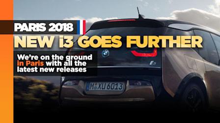 BMW i3: Bigger battery improves little EV's value