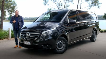Video: 2021 Mercedes-Benz Vito review