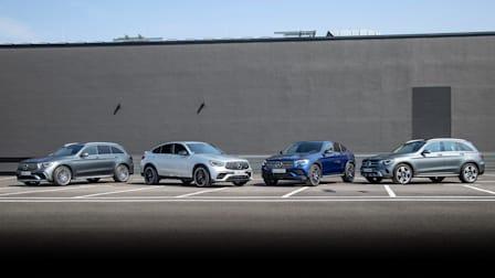 2019 Mercedes Benz GLC & Mercedes-AMG GLC63 S review