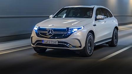 REVIEW: 2019 Mercedes-Benz EQC 400