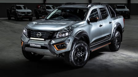 2020 Nissan Navara N-Trek Warrior: first look and interview with Premcar's Bernie Quinn.