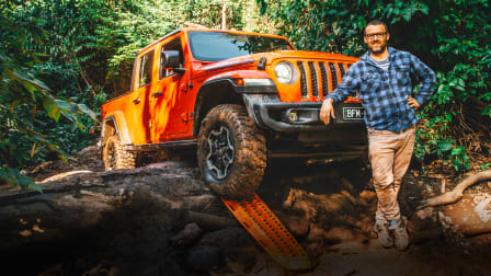 Revideo: 2020 Jeep Gladiator Rubicon review