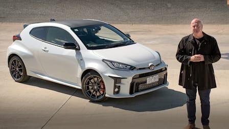 Video: 2021 Toyota GR Yaris Rallye launch review