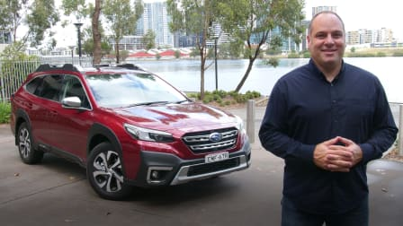 Video: 2021 Subaru Outback first drive review