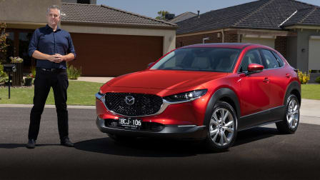 REVIEW: Mazda CX-30 - Australian first drive