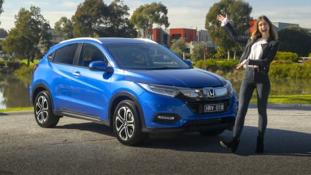 2020 Honda HR-V VTi-LX review