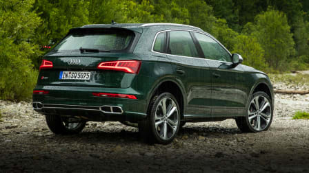 2020 Audi SQ5 TDI review | Luxury SUV