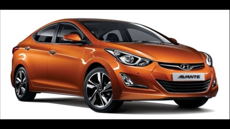 Hyundai Elantra Video Review II