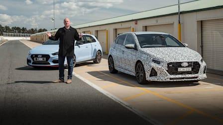 Video: 2021 Hyundai i20 N review – prototype track drive