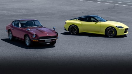Video: Nissan 400Z revealed thanks to the Z Proto's showroom-ready design