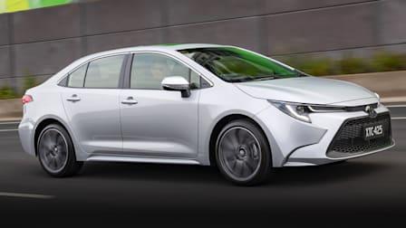 REVIEW: 2020 Toyota Corolla Sedan
