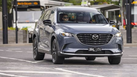 Video: 2021 Mazda CX-9 launch review