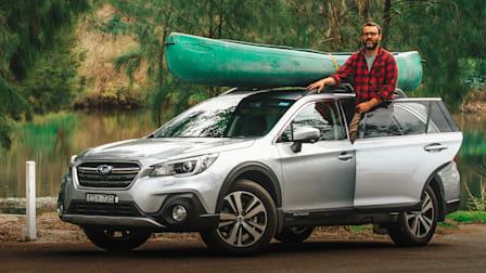 2020 Subaru Outback 2.5i Premium review