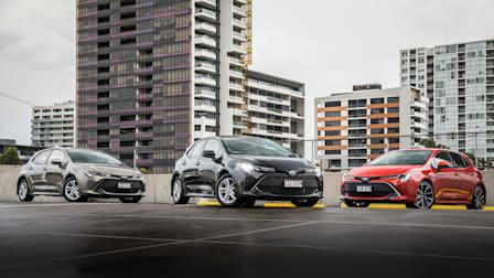 2019 Toyota Corolla range review: Where's the sweet spot?