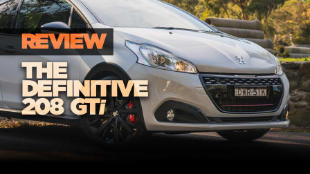 Peugeot 208 GTI Edition Definitive review