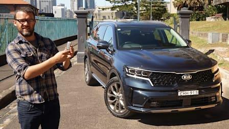 Video: 2021 Kia Sorento GT-Line review