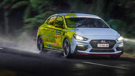 2019 Hyundai I30 Fastback N: Targa Tasmania!