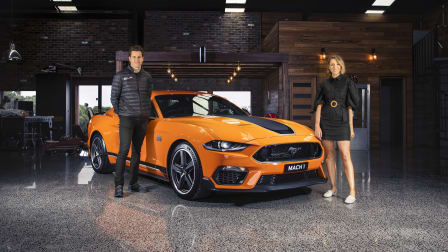 Video: Ford Mustang Mach 1 Interview with Rick Kelly