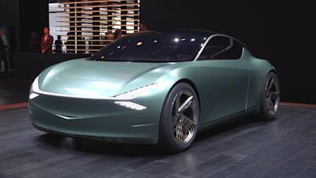 2019 NEW YORK MOTOR SHOW: Genesis Mint electric car concept