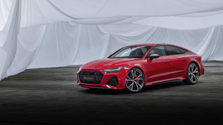 New Audi RS7 revealed: the RS6's evil twin!