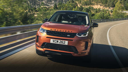 2020 Land Rover Discovery Sport review