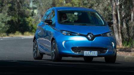 2018 Renault Zoe review