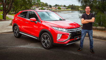 Video review: 2020 Mitsubishi Eclipse Cross LS FWD