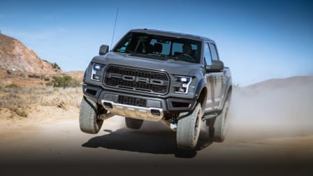 2019 Ford F-150 Raptor review: Big muscles, big jumps!