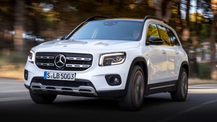 REVISIT: 2020 Mercedes-Benz GLB first-look review