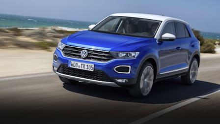 2020 Volkswagen T-Roc video review