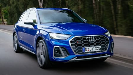 Video: 2021 Audi SQ5 first drive review
