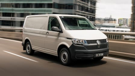 Video: 2021 Volkswagen Transporter T6.1 range review