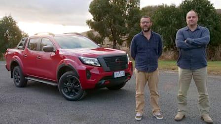 Video: 2021 Nissan Navara Pro-4X review