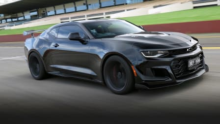 REVIEW: 2020 HSV Chevrolet Camaro ZL1 1LE