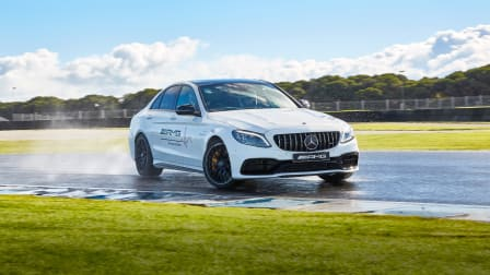 Video: AMG Driving Academy day at the Phillip Island