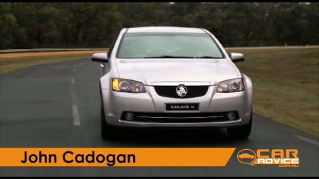Holden Commodore VE II Video Review