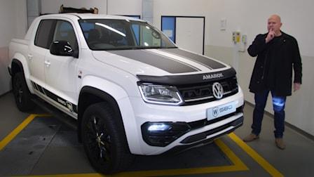 Video: 2021 Volkswagen Amarok W580 revealed