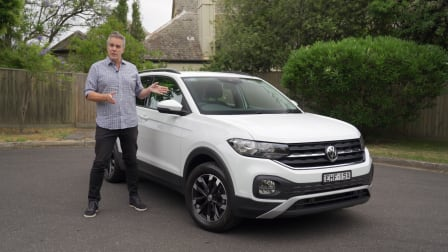 Video: 2021 Volkswagen T-Cross Life long-term introduction