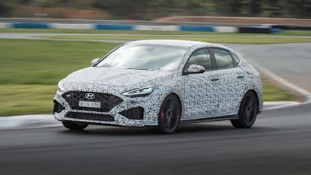 Video: 2021 Hyundai i30 N 8-speed auto prototype test drive