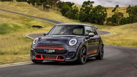 Video: 2021 Mini John Cooper Works GP review