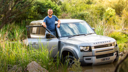 Video: 2020 Land Rover Defender 110 P400 S off-road review