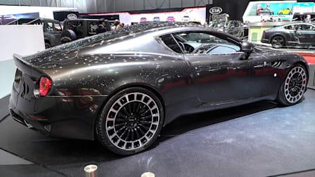 Kahn Vengeance Aston Martin DB9 : 2016 Geneva Motor Show