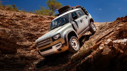 Revisit: 2020 Land Rover Defender video review