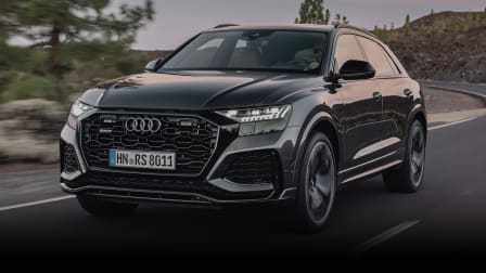 How did Audi break the Nürburgring lap record? We ride shotgun in the record-breaking Audi RS Q8